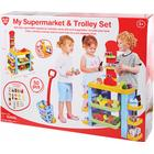 Playgo My Supermarket & Trolley Set
