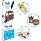Wobbleworks, Inc - 3Doodler 3Doodler Create Project Kits - Tuk-Tuk Kit