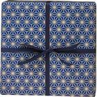 Gavepapir Blue Stars 57cmx150m