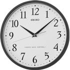 Seiko Radiostyret vægur - Seiko Wall Clock Radio Controlled QXR210K
