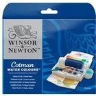 Winsor Newton Cotman Water Col Field box Plus