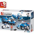 Sluban POLICE M38-B0190 403 DELE