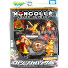 Pokemon Mega Evolution Figure 4-Pack Blaziken ! Takara Tomy
