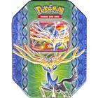 Pokémon xy shiny kalos power summer tin box xerneas-ex