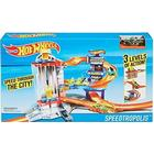 Hot Wheels Speed Track & Garage