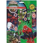 Spiderman klistermærker / sticker fun