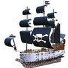 Meccano Pirate Ship Set