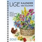 KALENDER PLAKATFORLAGET 2018 UGEKALENDER MED KOLONNER