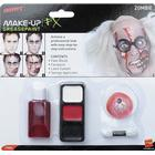 Smiffys Zombie Make Up Set Includes Latex Eyeball & Blood
