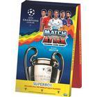 Topps Match Attax Champions League Super Box 2017