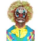 Smiffys Foam Latex Clown Head Prosthetic
