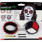 Smiffys Day of the Dead Make Up Kit