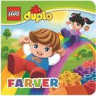 Lego Duplo Farver papbog