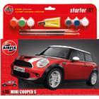 Airfix Mini Cooper S Starter Set 1:32 A50125