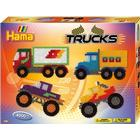Hama Midi Beads Trucks Gift Box 3132