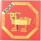 Kapla Kunstbuch Nr. 1 rot