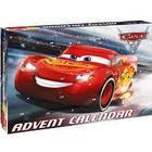 Disney Cars Adventskalender 2017, Accessoarer och Figurer, Disney Pixar Cars 3