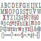Sizzix Thinlits Die, stl. 1,91x2,54 cm, stl. 0,32x0,64 cm, 1 st.