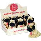 Hermann Teddy Original Pug sitting