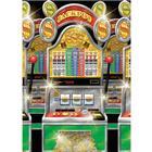 Vægpynt - Poker - Enarmede tyveknægte - 120 x 120 cm