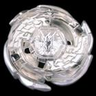 Beyblade galaxy pegasus silver - takara tomy