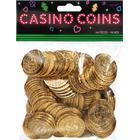 Guld jetoner - Poker - 144 styk
