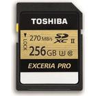 Toshiba Exceria Pro N501 SDXC Class 10 UHS-II U3 270MB/s 256GB