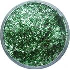 Snazaroo aniktsfärg - grön glittrig gel - 12 ml