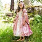 Kunglig Prinsessa barn maskeraddräkt - Ålder 9-11 år