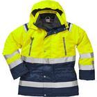 Fristads Kansas 4832 PP Parka High Vis Winter Jacket