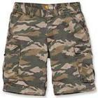 Carhartt Rugged Cargo Camo Shorts