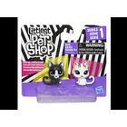Littlest Pet Shop LPS Black and White - OPP,  KITTEN ,KITT