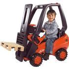 BIG Linde Forklift Licens gaffeltruck