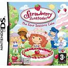 Strawberry Shortcake: The Four Seasons Cake - Nintendo DS (used)