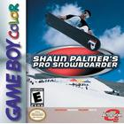 Shaun Palmers Pro Snowboarder - Gameboy Color (used)