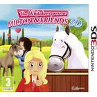 Whitakers Present: Milton  Friends 3D - Nintendo 3DS (used)