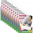 Storkøb Fuji Instax Mini Film 10x10 stk.