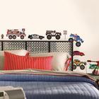 RoomMates Väggdekor Trucks