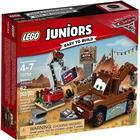 Disney Cars 3 LEGO Juniors Mater's Junkyard 10733 Building Kit