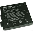 Asus A4 A4000 A4D laptopbatteri