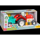 ELC WHIZZ WORLD -traktori