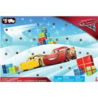 Disney Cars Adventskalender med microbilar & tillbehör, Cars 3