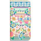 Lazerbuilt Aztec Floral Wallet Case (iPhone 6)