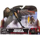 How to train your dragon hiccup & toothless