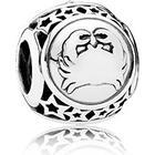 Pandora Cancer Star Sign Silver Charm (791939)