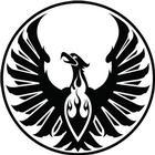 Phoenix Bird Klistermærke
