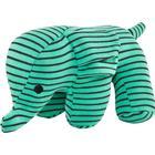 Geggamoja Elefant Green/Marine 15 cm