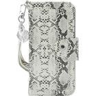 Holdit plånbok lissa wang iphone 6/6s, snake med silver