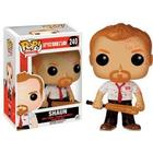 Funko POP! Movies - Shaun Of The Dead SHAUN Bloody Variant Vinyl Figure 10cm