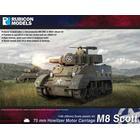 M5A1 Stuart / M8 Scott (1/56)
